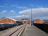 Wikipedia - Grimsby Docks railway station