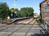 Wikipedia - Howden railway station