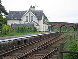 Wikipedia - Lapford railway station