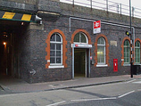 Wikipedia - London Fields railway station