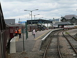 Wikipedia - Mallaig railway station