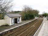 Wikipedia - Menheniot railway station