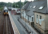Wikipedia - Menston railway station