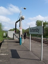 Wikipedia - Battersby railway station