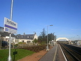 Wikipedia - Portlethen railway station