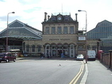Wikipedia - Preston railway station