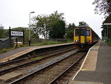 Wikipedia - Rauceby railway station