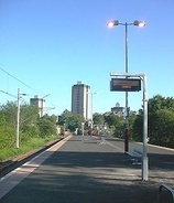 Wikipedia - Shawlands railway station