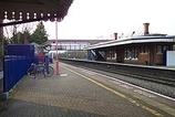 Wikipedia - Tilehurst railway station