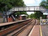 Wikipedia - Wadhurst railway station