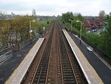 Wikipedia - Bishopbriggs railway station