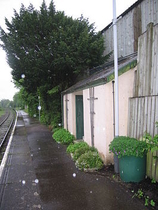 Wikipedia - Chapelton railway station
