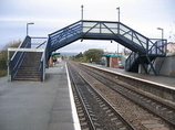 Wikipedia - Craven Arms railway station